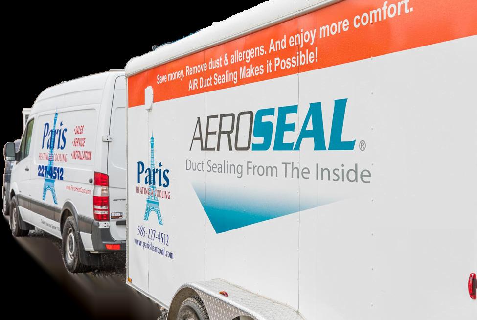 areoseal truck